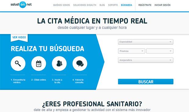 Cual es el mejor sitio web de citas medicas pedir cita medico - Pedir cita al medico de cabecera por internet ...