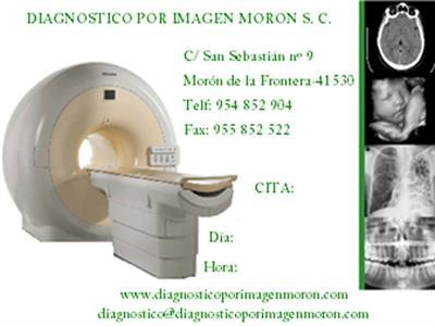 Diagnostico por Imagen Morón