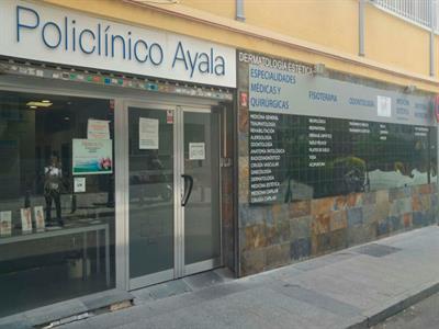 Policlínico Ayala