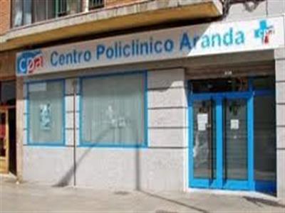 Resonancia abierta Policlínica Aranda