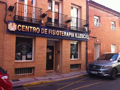 Illescas Centro Fisioterapia