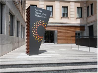 Áptima Centro Clínico Mutua de Terrassa - Edificio Estación