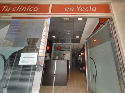 Altiplano Salud Yecla