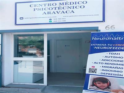 Elena Fernández López. Centro Médico Aravaca