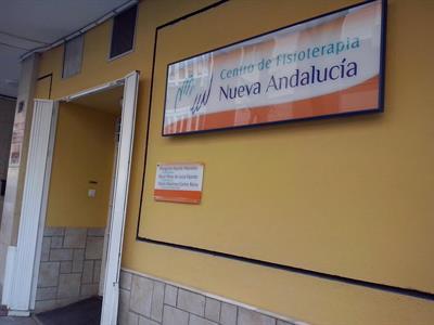 Centro de Fisioterapia Nueva Andalucía