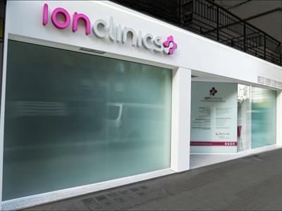 Ionclinics, centro de fisioterapia y medicina
