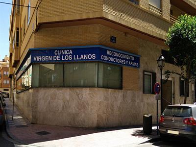 Clinica Vírgen de los Llanos