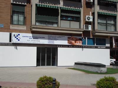 Centro de Rehabilitación San Isidro