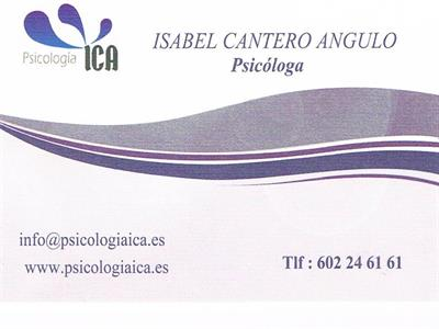 Isabel Cantero Angulo