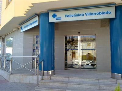Policlínica Villarobledo