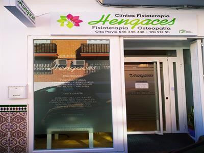 Clínica de Fisioterapia y Osteopatia Hengaces