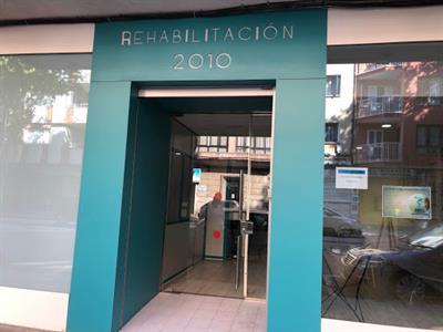 Rehabilitación 2010