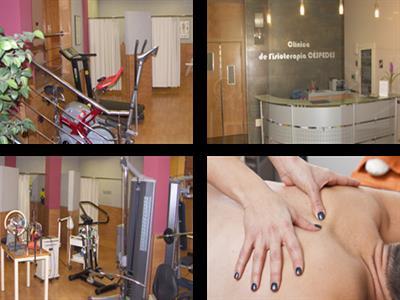 Clínica Fisioterapia Cespedes