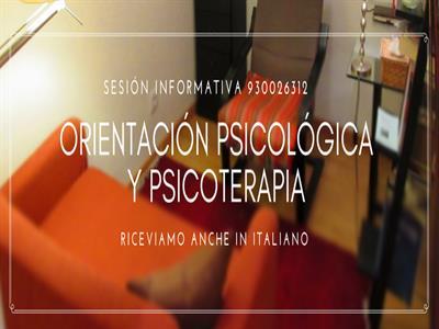 Consulta Sanitario de psicologiay Psicoterapia