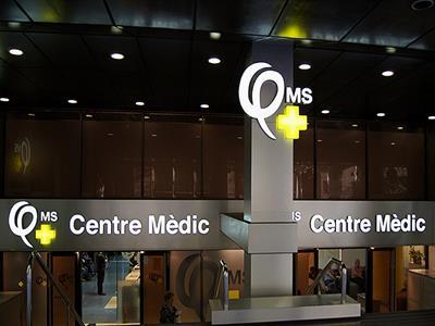 Centro Médico Quironsalud Aribau