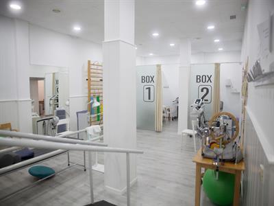 GMR fisioterapia