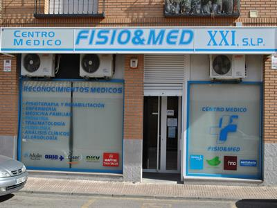 CENTRO MEDICO FISIO&MED XXI