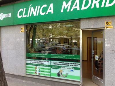 Clínica Madrid - Castellana