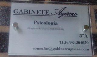 Gabinete Aguero Psicologia